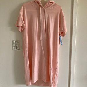 T-shirt Hoodie Dress
